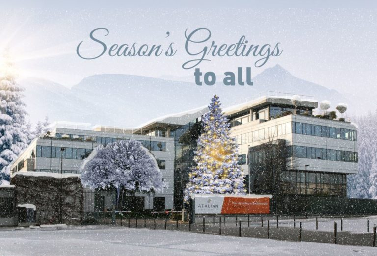 ATALIAN wishes you a wonderful festive season!